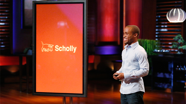 Christopher Gray on Shark Tank