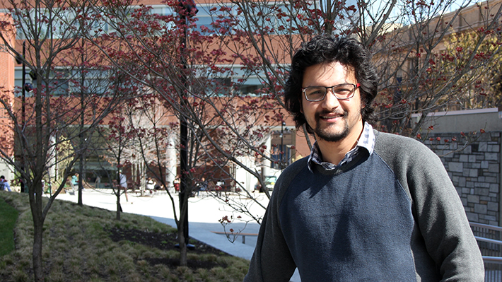 Ishan Ghosh, PhD candidate in economics