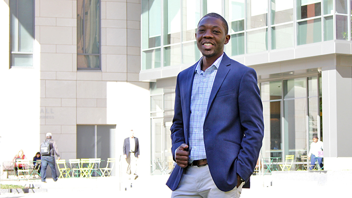 Gbemileke Ogunranti, LeBow PhD Student in Decision Science