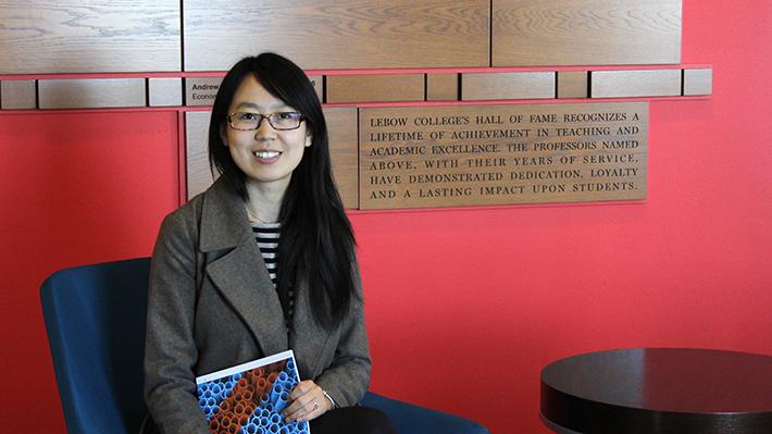 Yuli Zhang, Drexel LeBow PhD Student in Marketing
