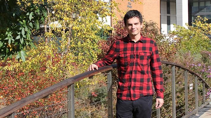 Petar Dobrev, LeBow PhD Student in Economics
