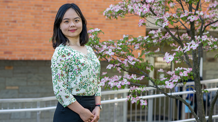 Cheng Wang, PhD student in Management