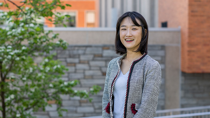 Haeyoung Jeong, PhD Candidate in Marketing