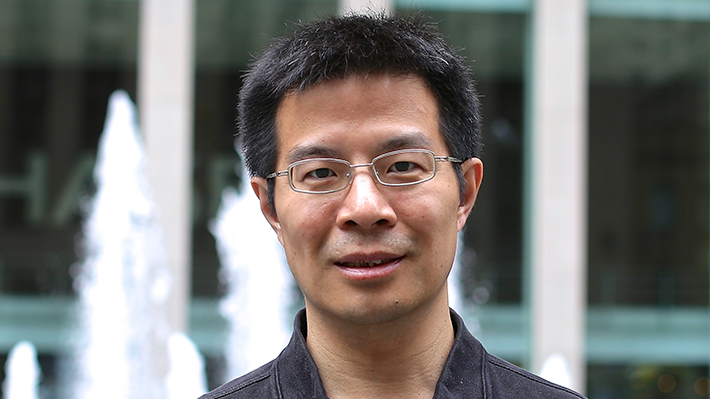 Sheng Liu, PhD Candidate in Accounting