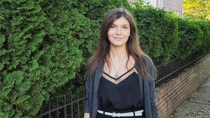 Aleksandra Kirilakha, PhD Candidate in Economics