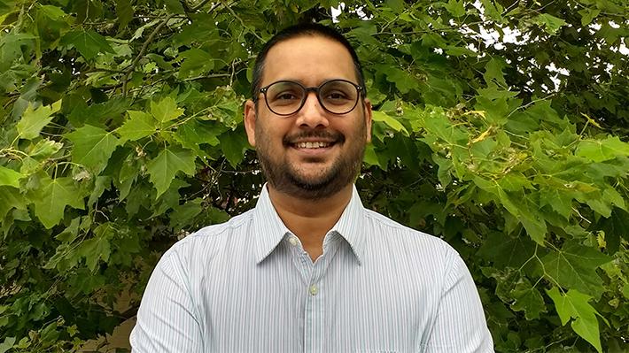 Pravodkumar Yadav, PhD candidate in finance