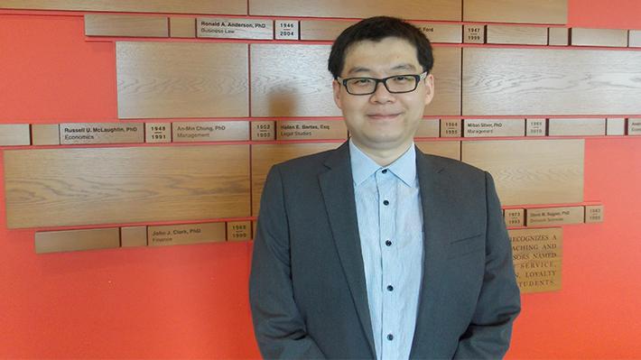 Chen Li, PhD Candidate in Marketing