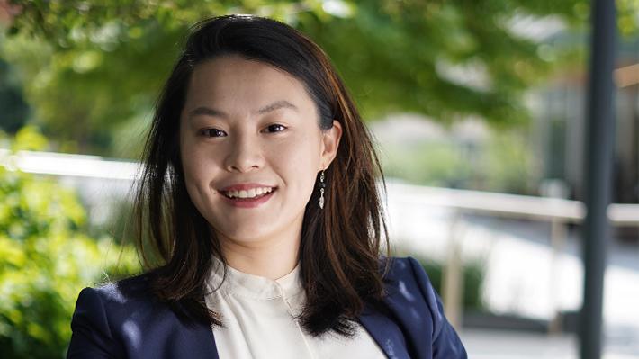 Marketing PhD Candidate Hongjun Ye