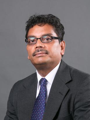 Headshot of Suresh Chandran
