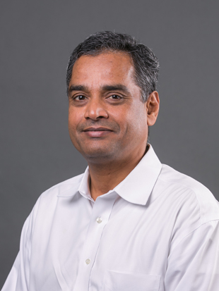 Headshot of Srinivasan Swaminathan