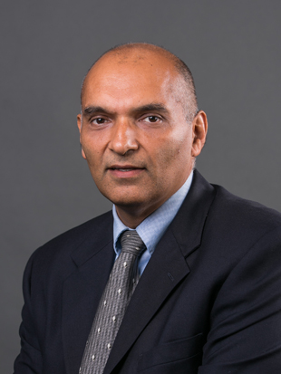 Headshot of Rajneesh Suri
