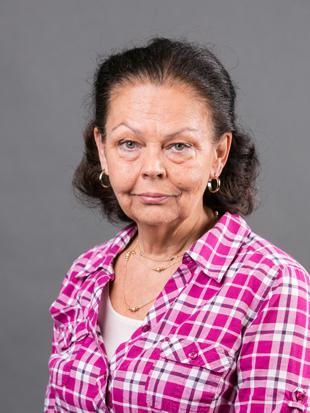 Headshot of Patricia Awerbuch