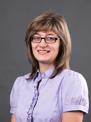 Headshot of Irina Murtazashvili