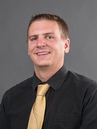 Headshot of Grant Dilibero