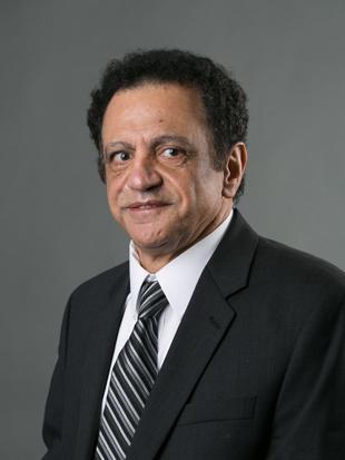 Headshot of Shawkat Hammoudeh