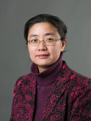Headshot of Qizhi Dai