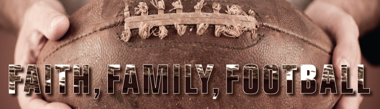 Faith Family Football Drexel Lebow