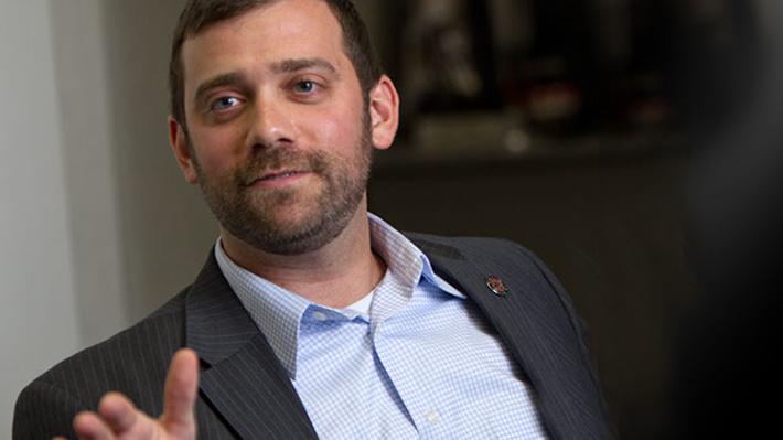 MBA Student Josh Batushanksy