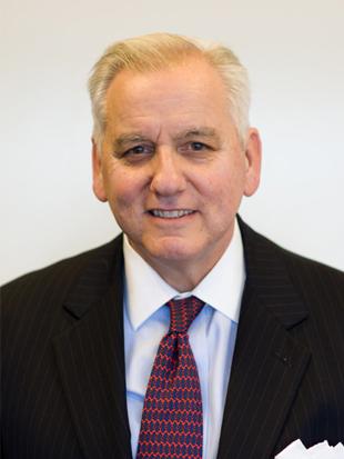 Headshot of Bert Rosenbloom