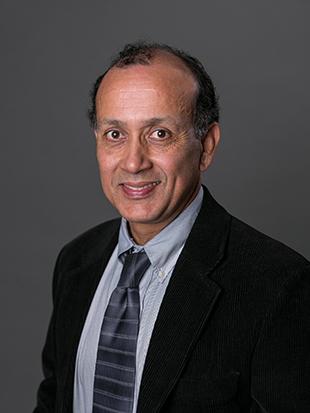 Headshot of Vibhas Madan