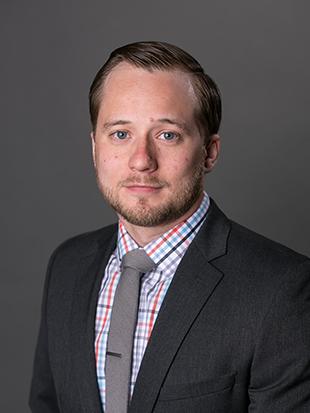 Headshot of Jonathan Hartley