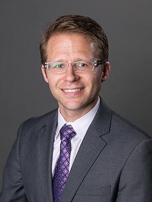 Headshot of Andre Kurmann
