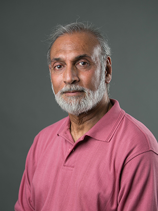 Headshot of Avijit Banerjee