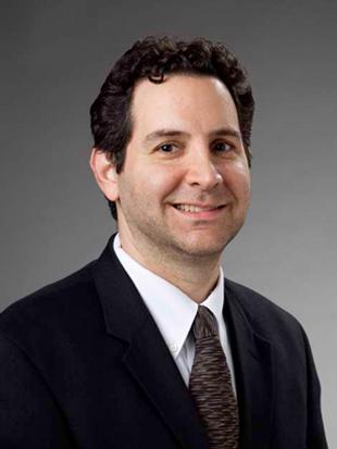 Headshot of David Becher