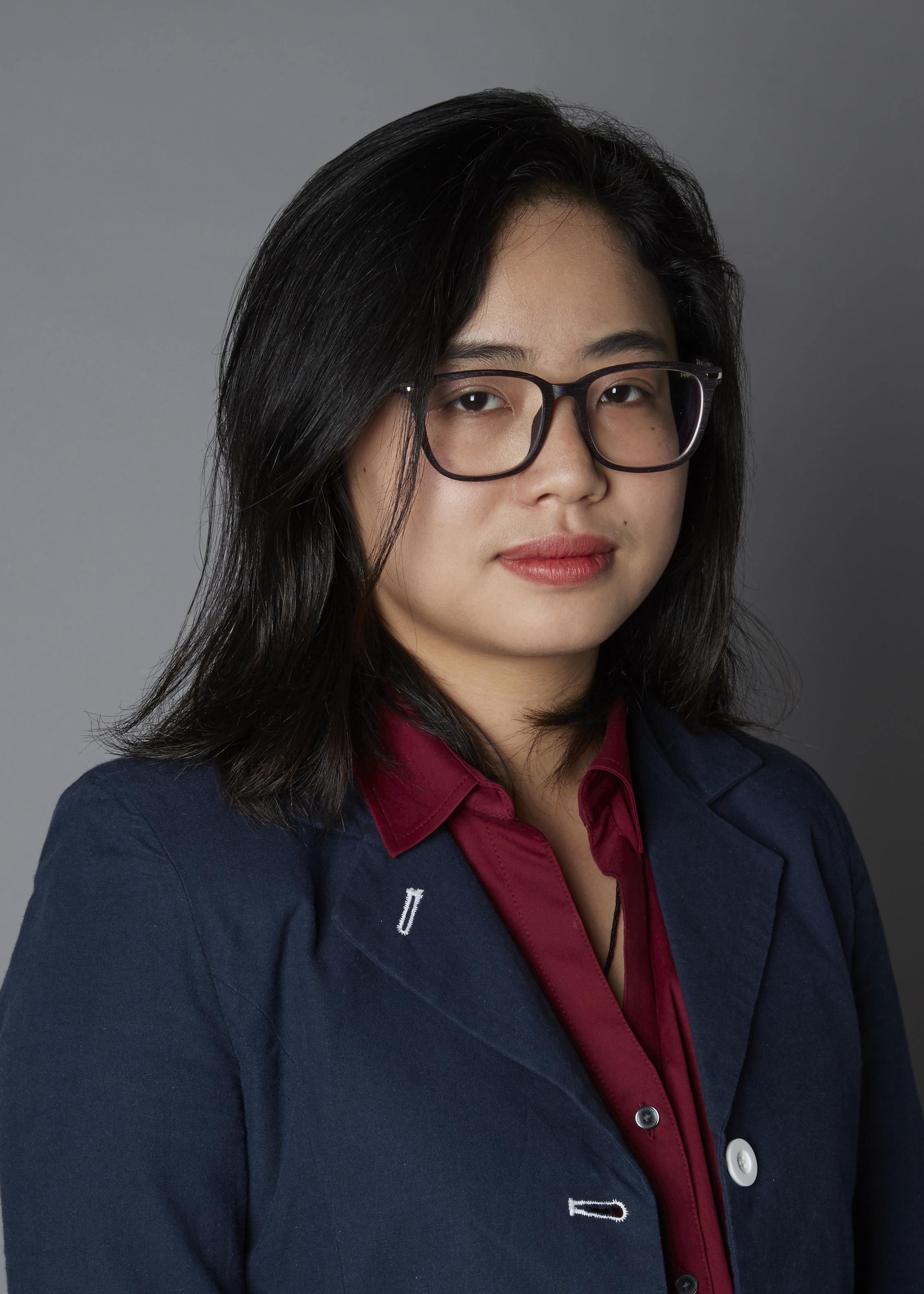 Headshot of Zhisang Chen