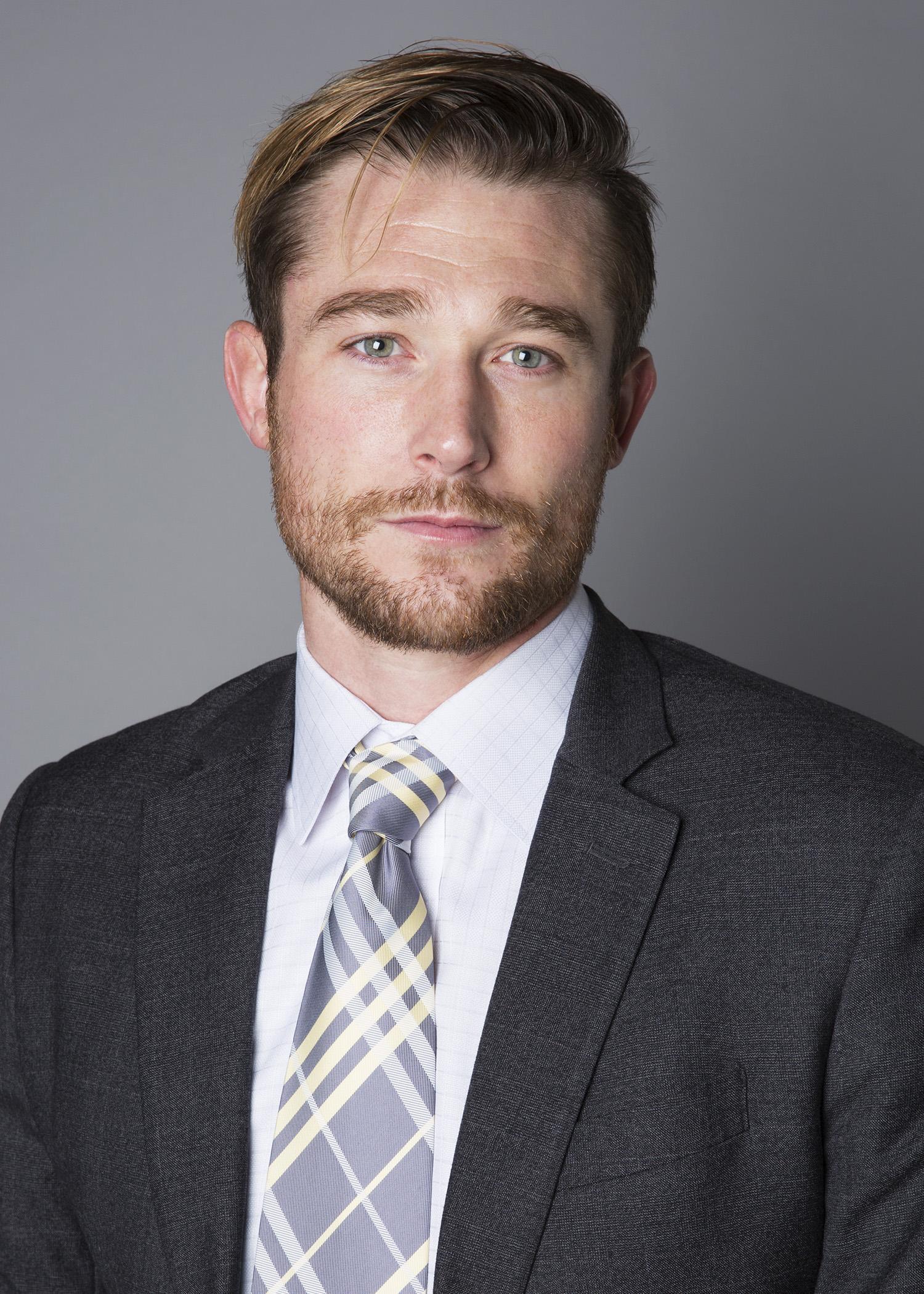Headshot of Andrew Evans