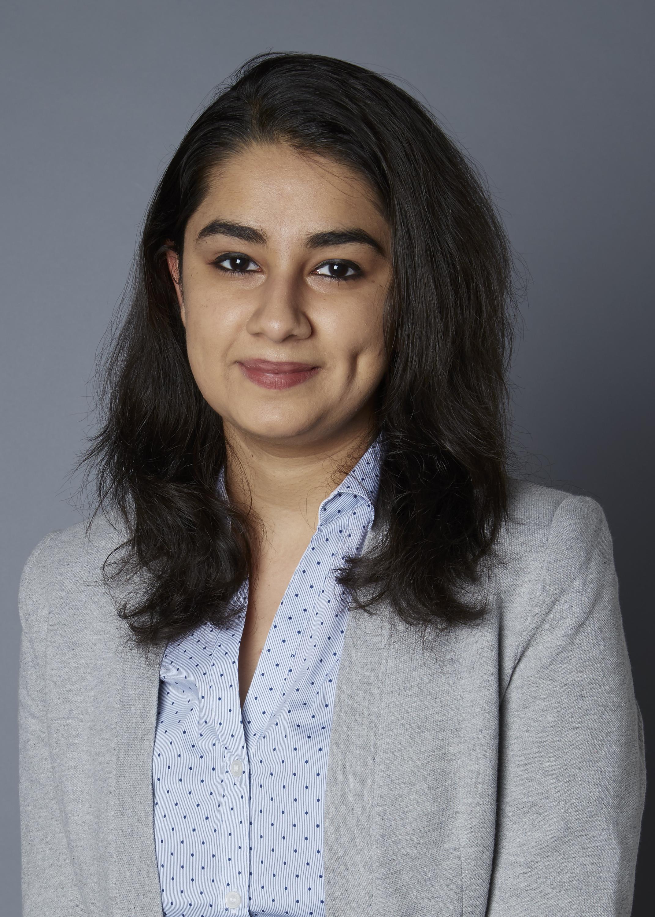 Headshot of Akanksha Khanna