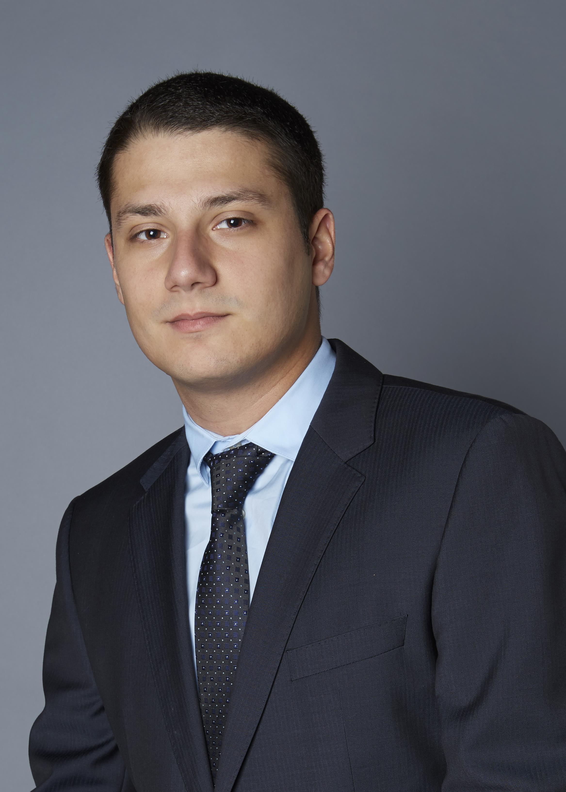 Headshot of Yevgeniy Krel