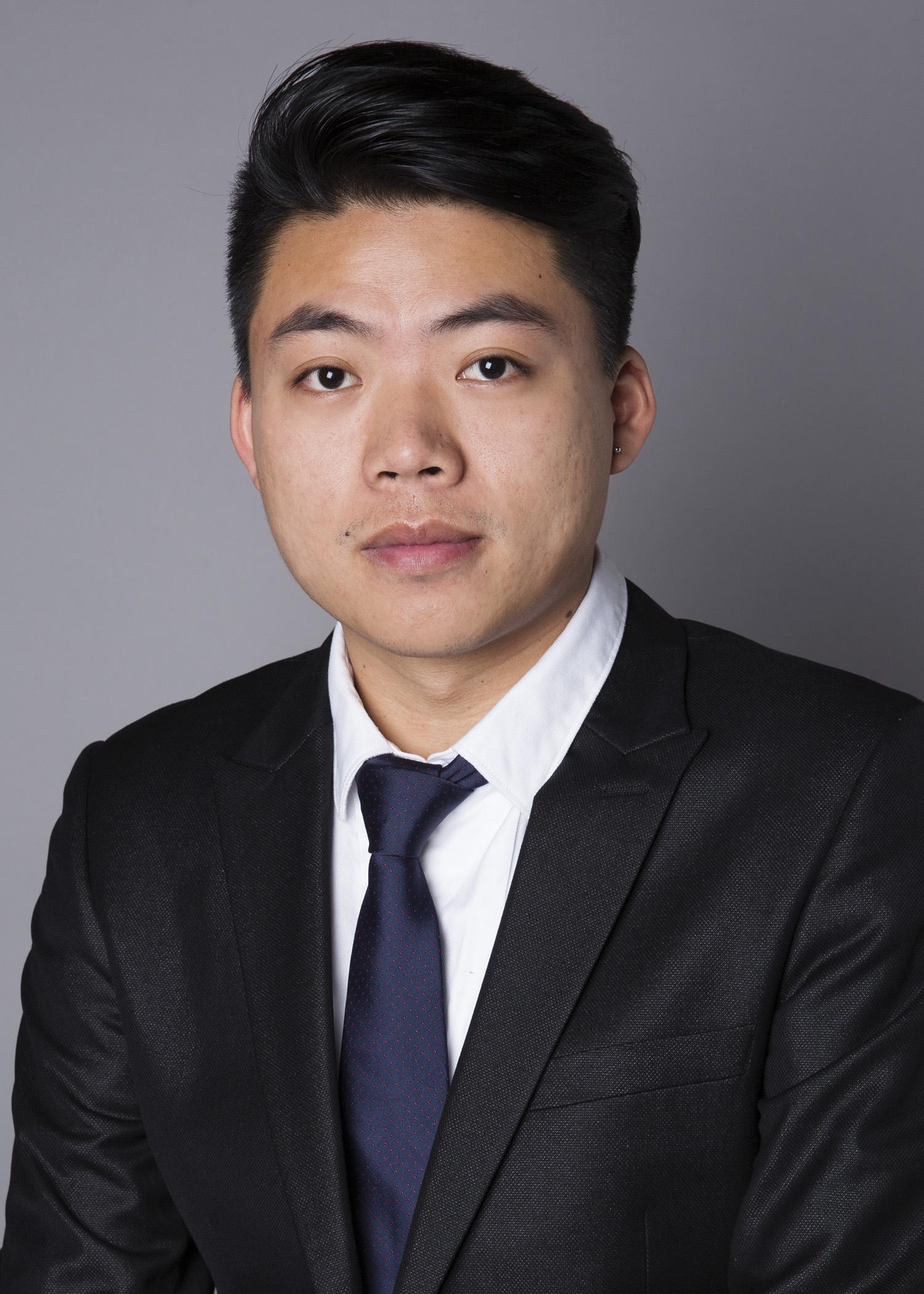Headshot of Yangsheng Lin