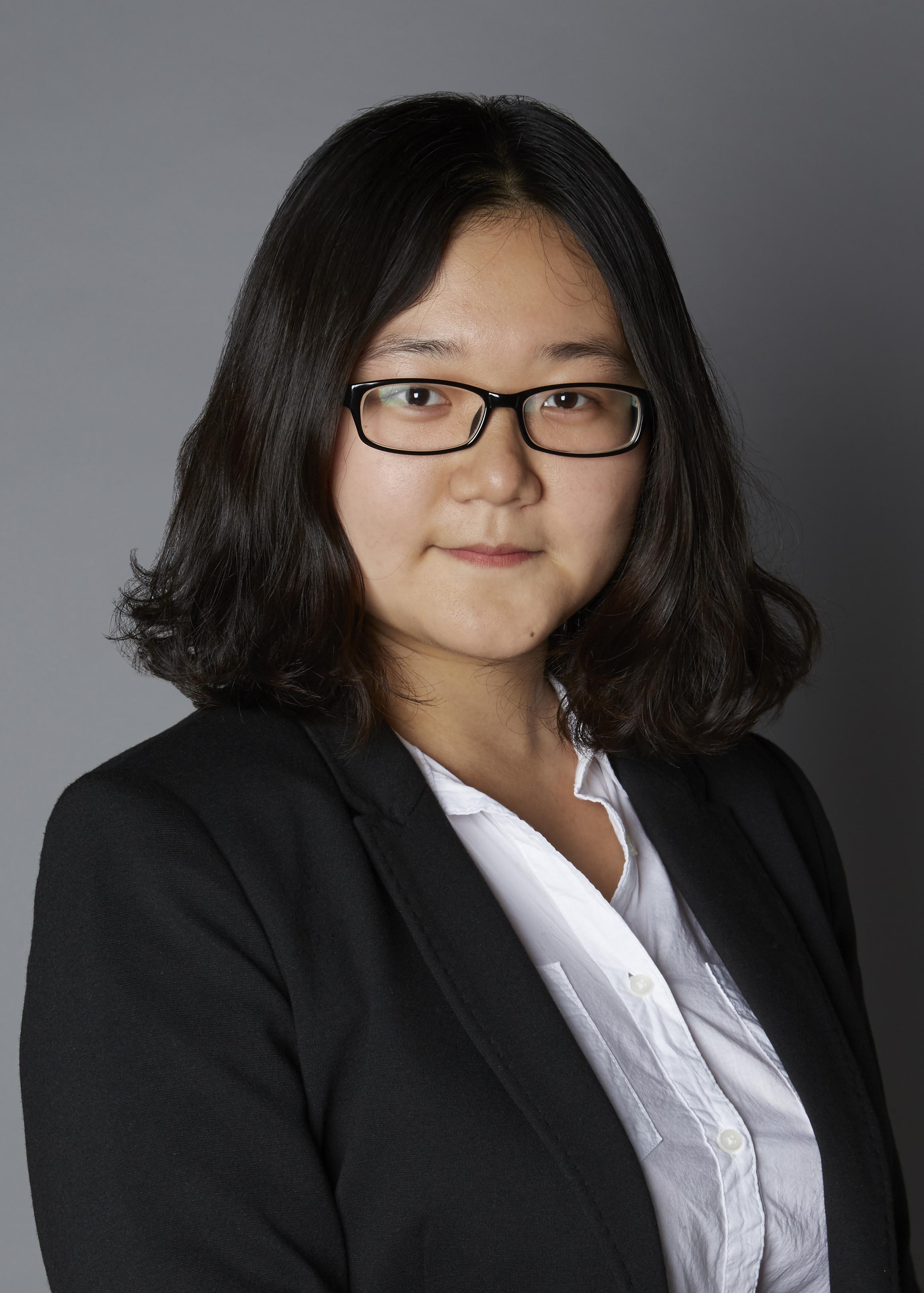 Headshot of Zejia Liu