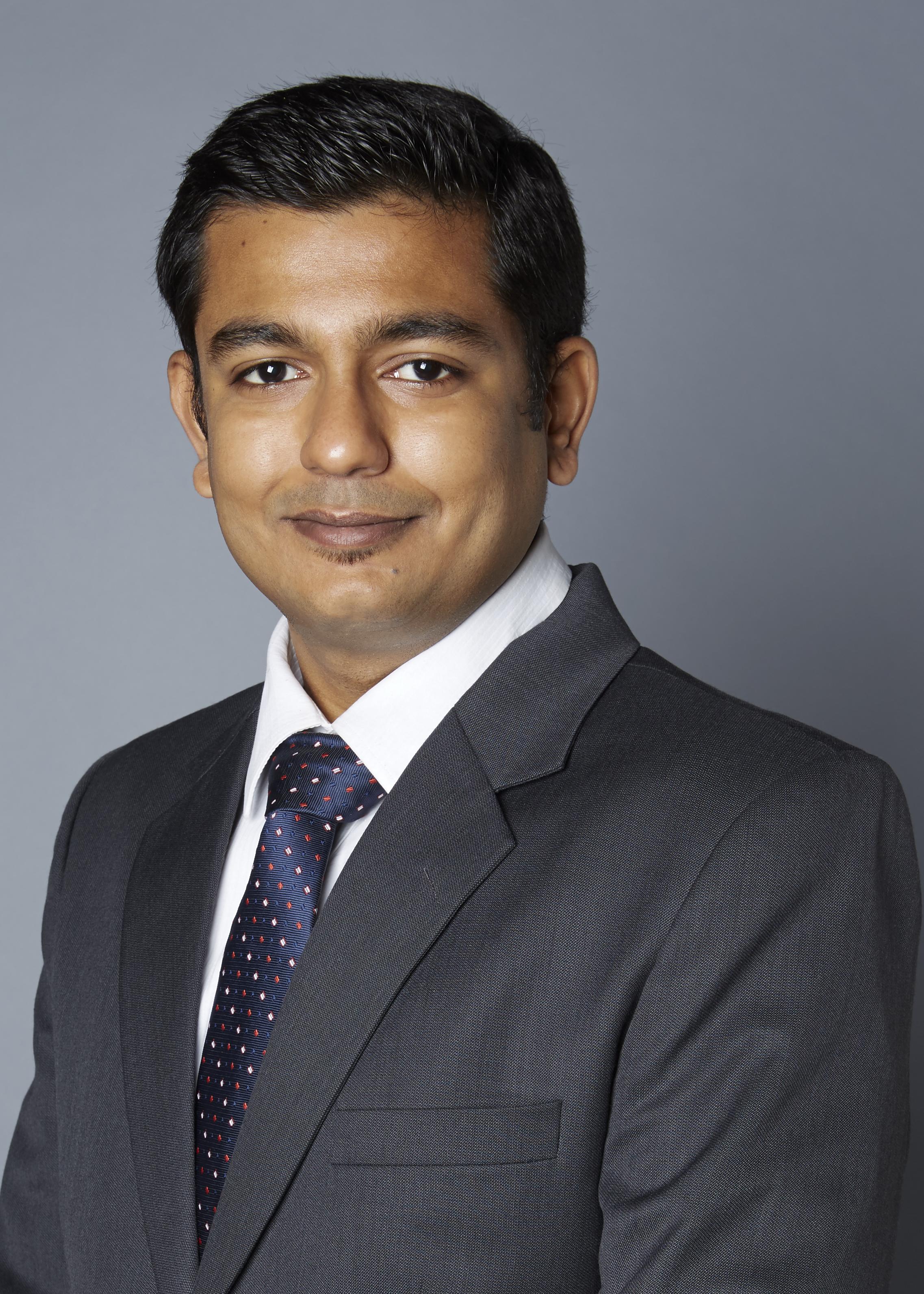 Headshot of Kalpak Sarangdhar