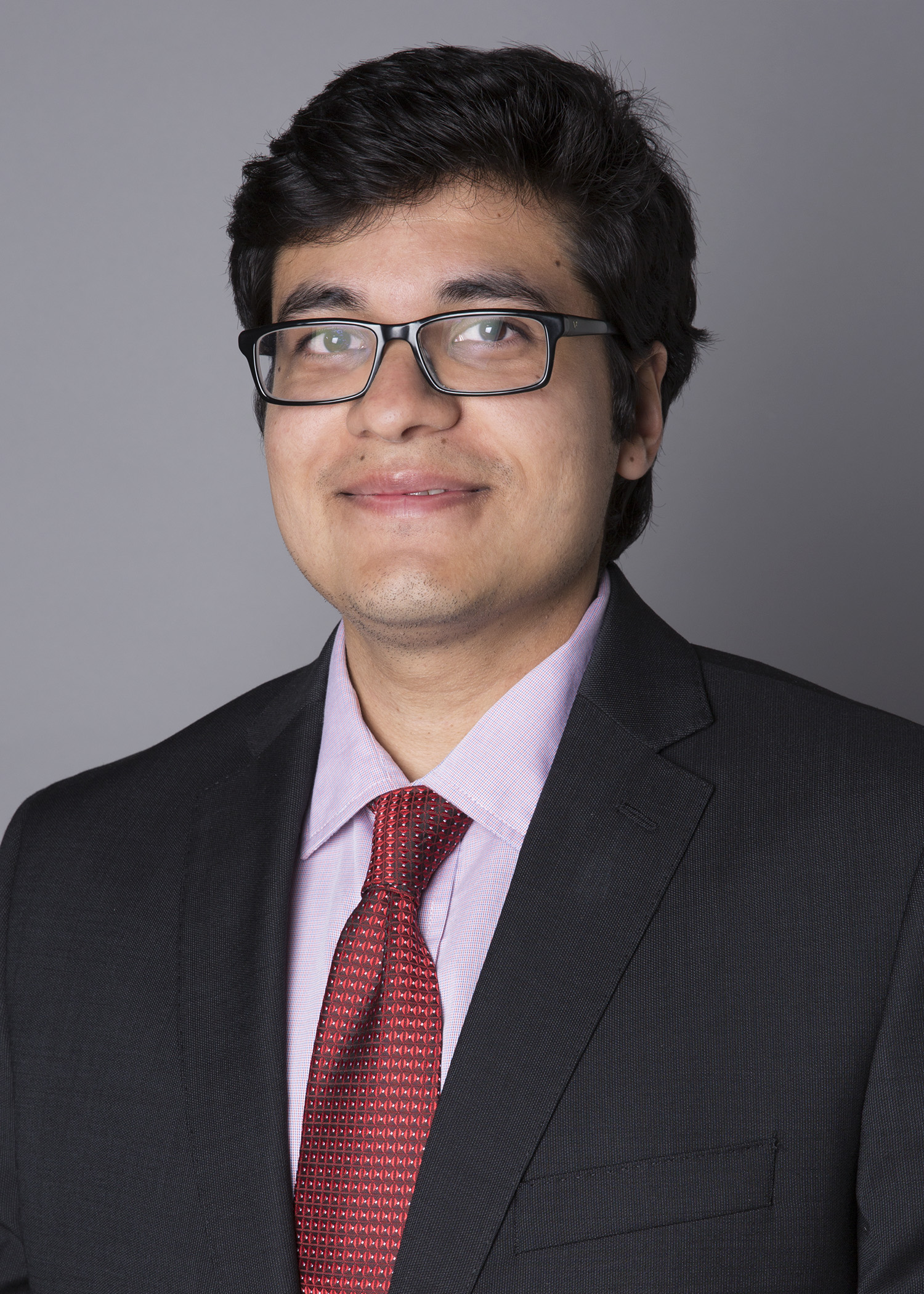 Headshot of Geet Shah