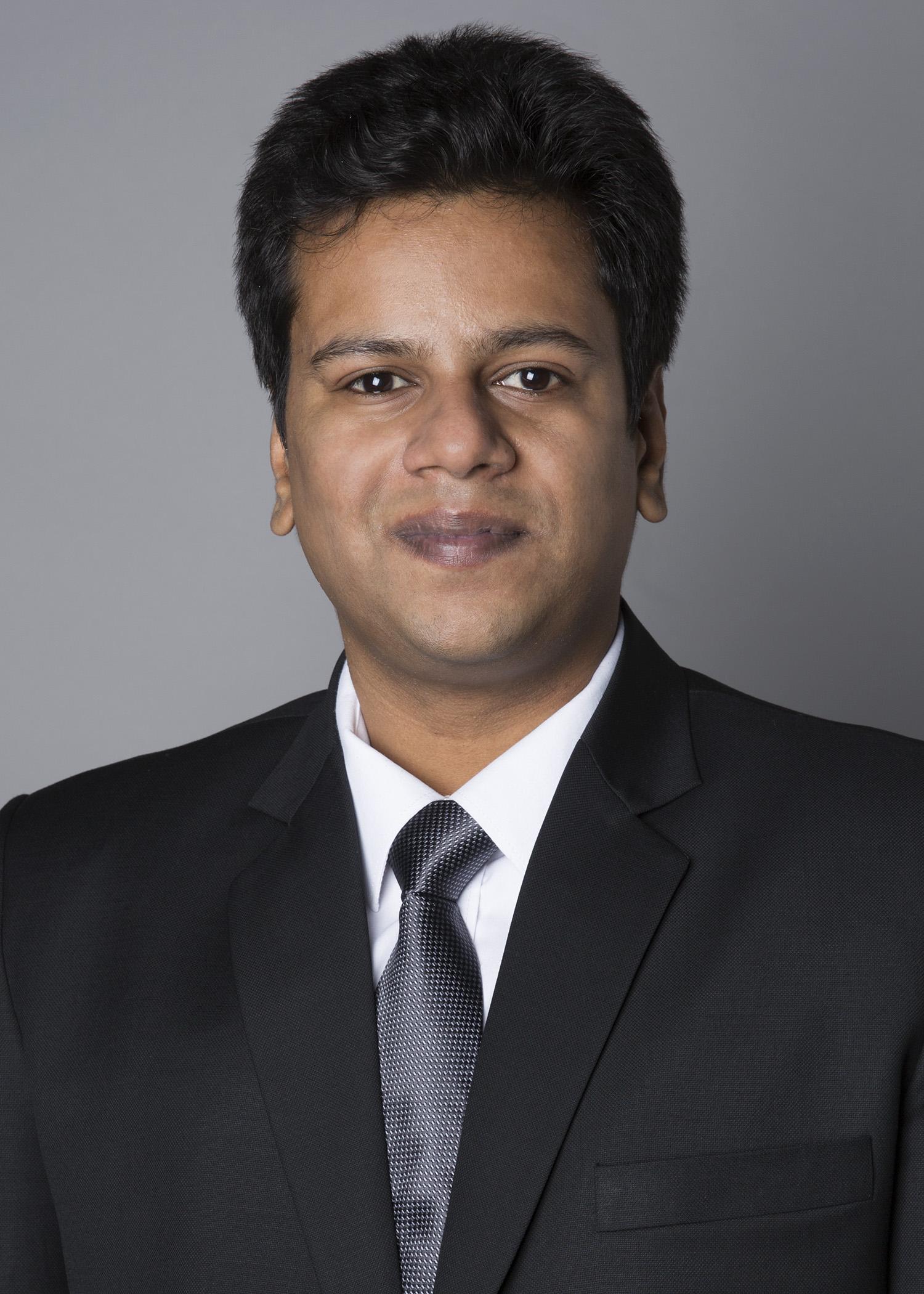 Headshot of Rahul Sharma