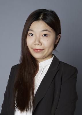 Headshot of Wenting Liu