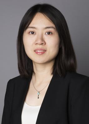 Headshot of Ran Zhang
