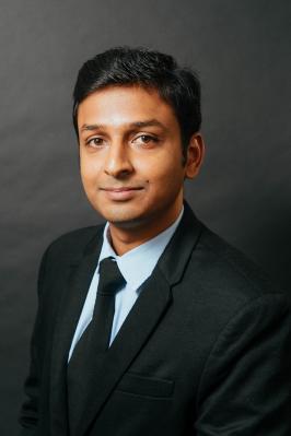 Headshot of Kannan Srinivasan