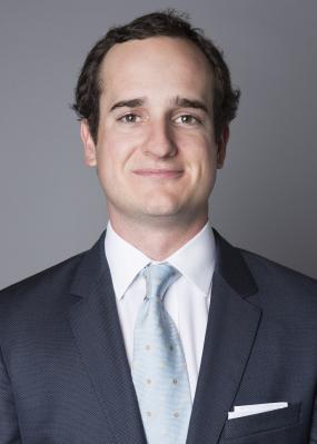 Headshot of Cortright Wetherill