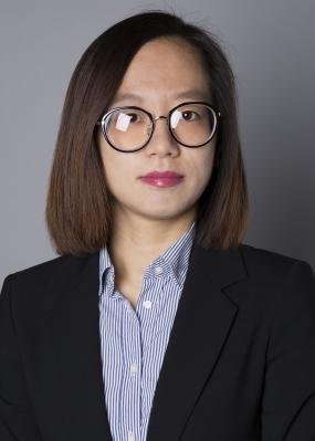 Headshot of Xiaolei Zheng