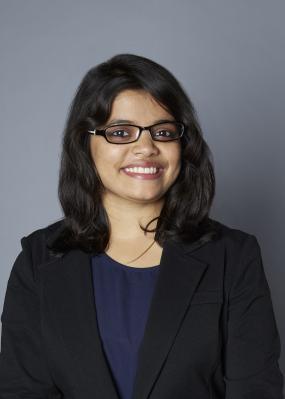 Headshot of Prajakta Pitale