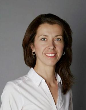 Headshot of Iryna Dzhuromska