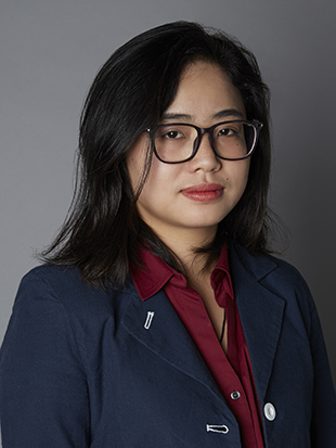 Headshot of Zhisang Chen