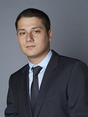 Headshot of Yevgeniy Krel