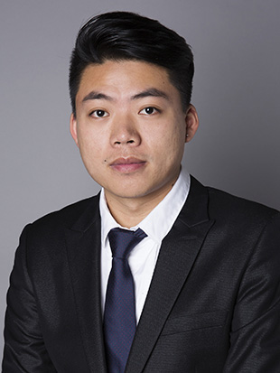 Headshot of Yangsheng Lin