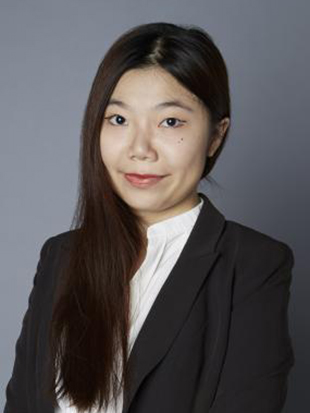 Headshot of Wenting Liu