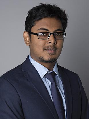Headshot of Karthik Raja Marappan Manokaran