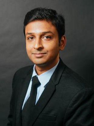 Headshot of Kannan Srinivasan